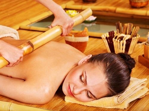 bamboe-massage
